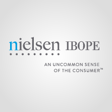 Logo Nielsen Ibope